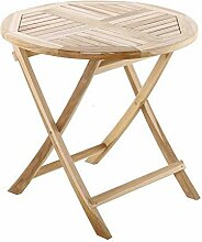 SAM Balkontisch Rondo, 80 cm rund, Gartentisch aus