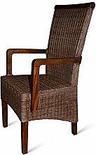 SAM® Esszimmer Stuhl Raphael aus Rattan mit