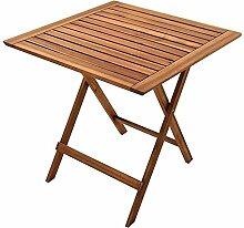 Gartentisch Holz Klappbar Gunstig Online Kaufen Lionshome