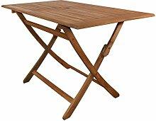 SAM Gartentisch Callao, Tisch 120x70 cm,
