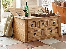 SAM® Truhen-Tisch aus Kiefernholz, Mexico-Möbel,