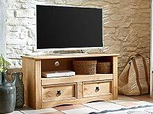 SAM® TV Board aus Kiefernholz, Mexico-Möbel,