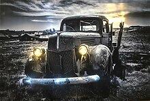 Samarkand - Lights LED-Bild mit Beleuchtung LED-