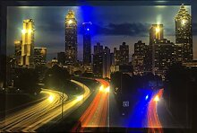 Samarkand-Lights LED-Bild mit Beleuchtung LED-
