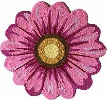 Samber Handbestickter Blumenteppich Bettdecke
