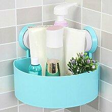 samLIKE duschregal,Kunststoff Saugnapf Badezimmer