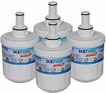 Samsung Aqua-Pure Plus DA29–00003G Kühlschrank Wasser Filter kompatibel 4Pack