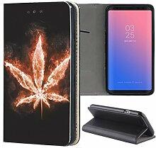 Samsung Galaxy A5 2017 A520 Hülle Premium Smart