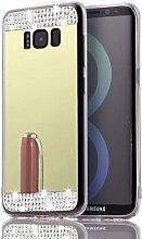 Samsung Galaxy S8Bling Diamant Spiegel Glas