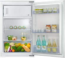 Samsung Kühlschrank BRR12M001WW/EG, Weiß, Metall
