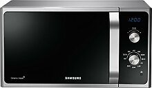 Samsung MG23F301EAS/EG Grill-Mikrowelle/ 23 L / 48.9 cm/ 800 W