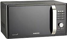 Samsung MG23F302TAK Mikrowelle 800W, Grill 1100W, Fassungsvermögen 23L, Farbe Schwarz
