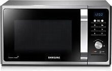Samsung MG28F301TJSEG Grill-Mikrowelle (28 L, 900 W, Premium Select Line Crusty Plate) schwarz/silber