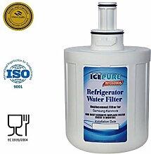 Samsung refrigerator water filter da2900003b da2900003a replacement water filter by IcePure RFC0200A