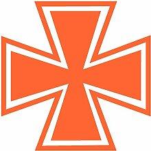 Samunshi® Aufkleber Eisernes Kreuz Motiv 1 in 11