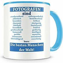 Samunshi® Fotografen sind Tasse Beruf Geschenk