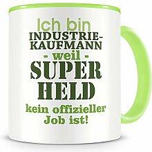 Samunshi® Ich bin Industriekaufmann Tasse Beruf