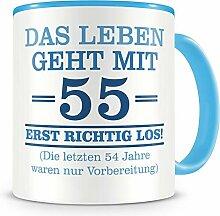 Samunshi® Mit 55 geht das Leben los Geburtstags