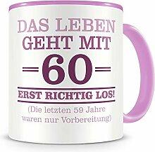 Samunshi® Mit 60 geht das Leben los Geburtstags