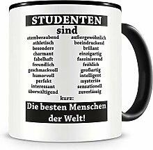 Samunshi® Studenten sind Tasse Beruf Geschenk