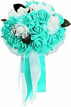 San Bodhi® Fashion Kunstperle Kunstrose Blume
