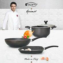 San Ignacio Set Master Topfset Gourmet, gepresstem