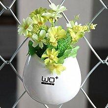 San Tai@Blume Zuhause Hochzeit Garten Dekoration,Lieferinhalt:Enthält eine Flasche-16cm