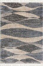 Sanat Hochflor-Teppich Versay 1505, rechteckig, 30