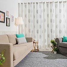 Sancarlos Duschvorhang aus flauschigem 140x0.2x270