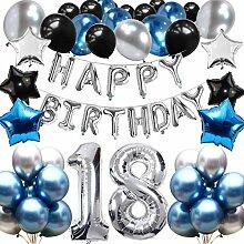 sancuanyi 18 Geburtstag Dekoration,