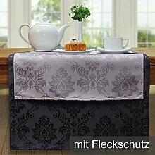 sander Tischdecke BRILLANT 135x170 graphit (34)