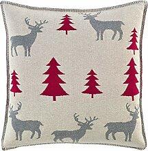 Sander Weihnachten Strick Motiv Forest