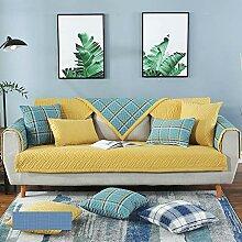 SANDM Anti-rutsch Baumwolle und leinen Sofa