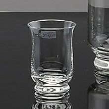 Sandra Rich 360005 Windlicht, Glas, transparent, 62 x 62 x 9 cm