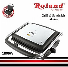 Sandwich Grill/Toaster Roland Germany