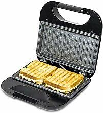 Sandwichmaker mit Platten-, Stein-beschichtet