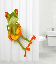 Sanilo Duschvorhang Froggy, Breite 180 cm