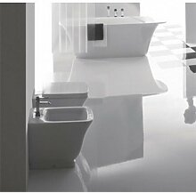 Sanitär filoparete klassischen Keramik Globo Relais WC + Bidet + Sitz