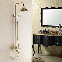 Sanitär Luxus Dusche, verstellbare Dusche Halter