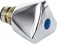 SANITAER-OBERTEIL 1/2 DKH-BLAU-ROT