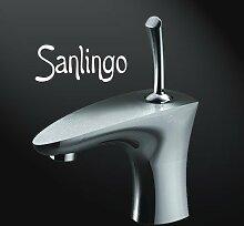 Sanlingo Designer Waschbecken Waschtisch Armatur Badarmatur Serie New York