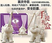 SANMULYH Die Hochzeit Geschenk Kreativen Prozess Heimtextilien Dekoration Dekoration
