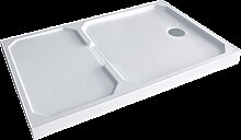 Sanotechnik Duschtasse für Eck-Duschkabine