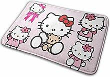 SanRe Five Cute Hello Kitty Fußmatte für den