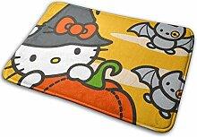SanRe Hello Kitty Cartoon Happy Halloween Indoor
