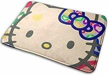 SanRe Hello Kitty Fußmatte für den Innen- und