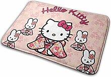 SanRe Hello Kitty Kimono-Teppich für den Innen-