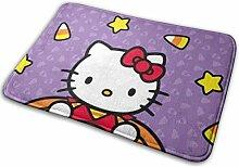 SanRe Hello Kitty Kürbis-Teppich, für den Innen-