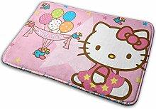 SanRe Hello Kitty Luftballon-Teppich für den