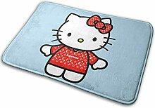 SanRe Hello Kitty Rock Your Streetwear Fußmatten